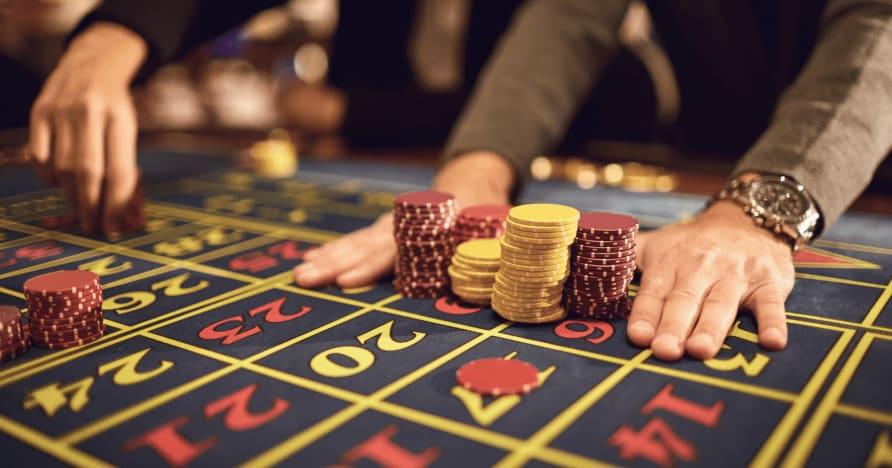Dzīvo kazino sānu derību labais un sliktais