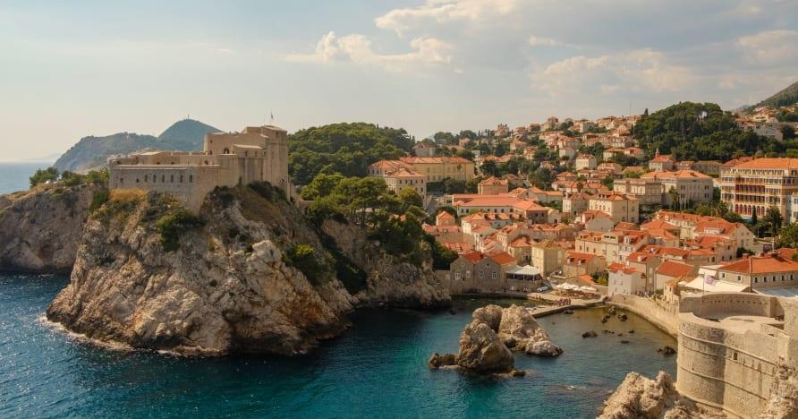 Horvātijas tiešraides azartspēle