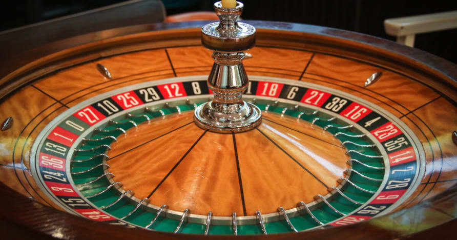 Izmantojot Roulette kalkulatoru, lai palielinātu skaitu Wins