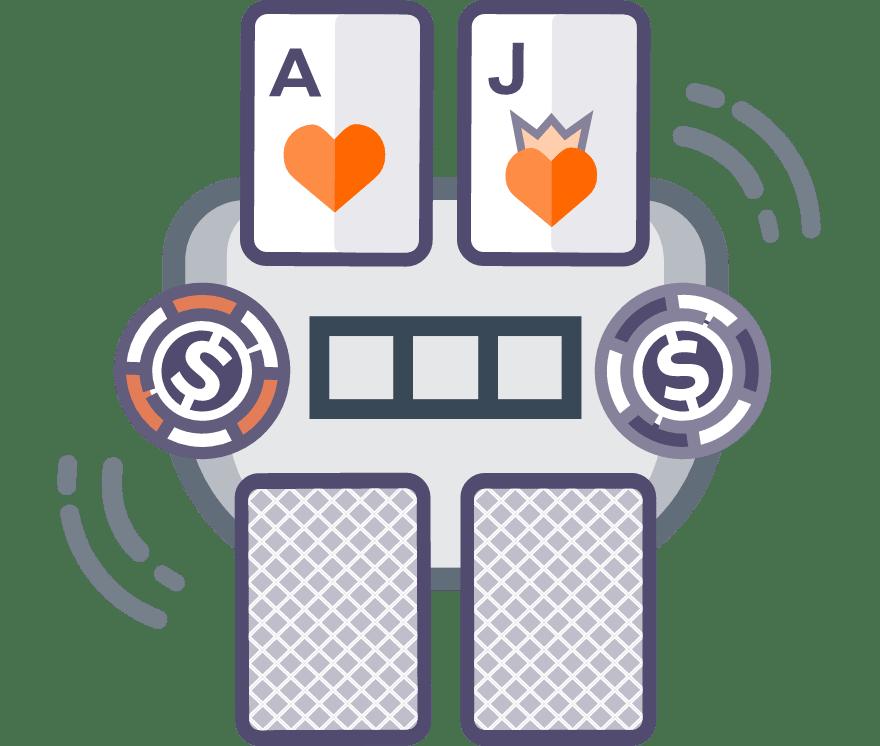 Labākie tiešsaistes kazino, lai spēlētu Live Casino Holdem