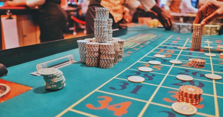 Top 5 vislabāk apmaksātās tiešsaistes kazino spēles 2021. gadā