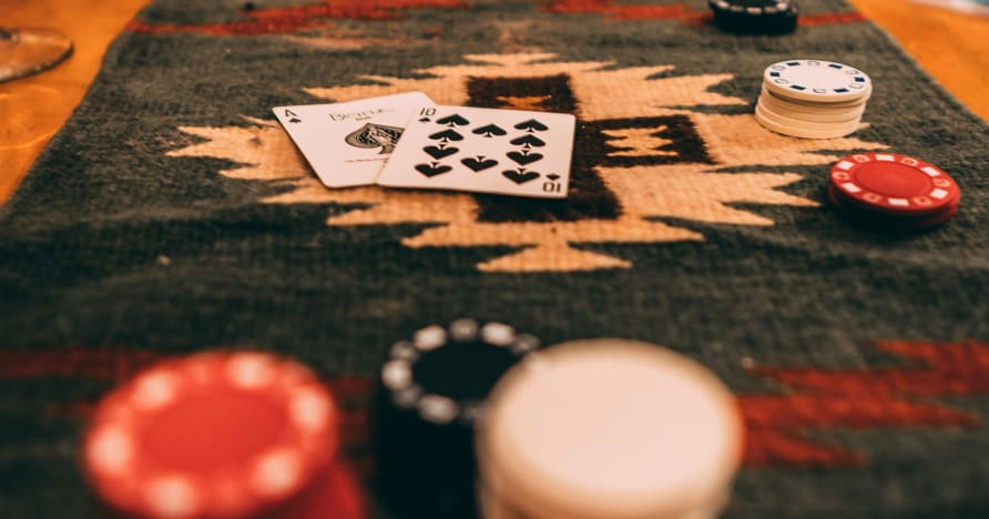 Blekdžeka naudas pārvaldības prasmes