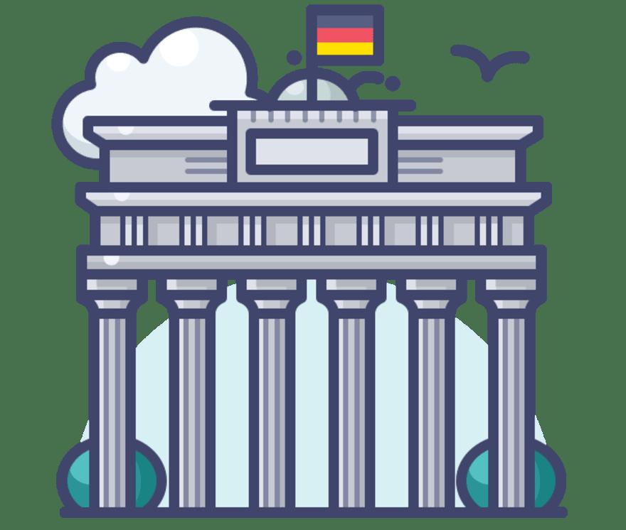 Labākie 89 Live Casinos Vokietija 2021