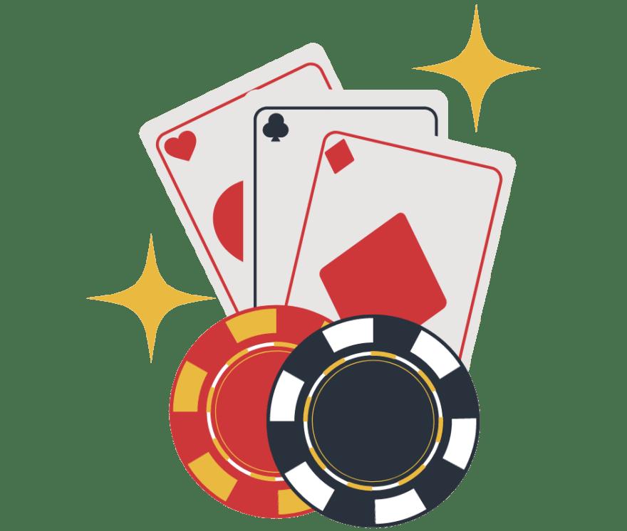 Spēlējiet Live Blackjack Online - labākie kazino 2021. gadā