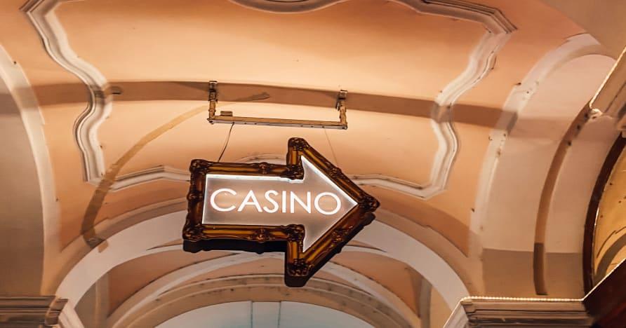 Azartspēles tiešraidē kazino