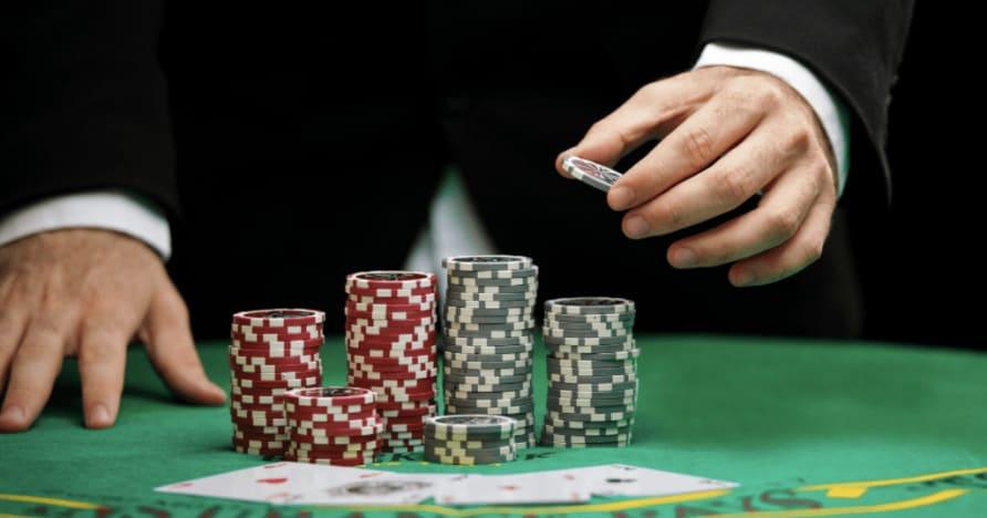 Salīdzinot šodienas labāko kazino spēļu izredzes