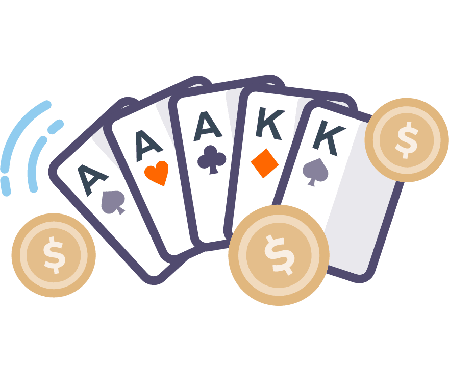 Spēlējiet tiešsaistes pokeru tiešsaistē