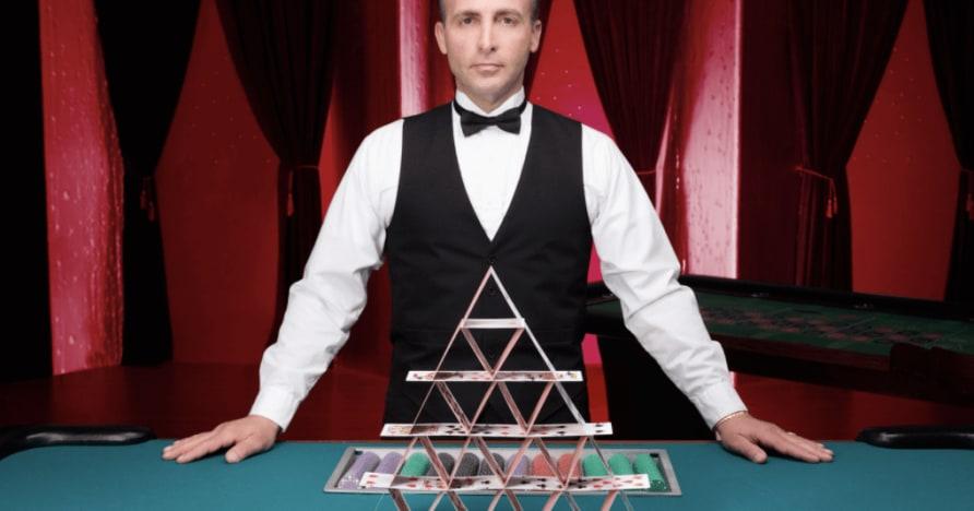 Viss, ko jūs kādreiz gribējāt uzzināt par Live Dealer Games