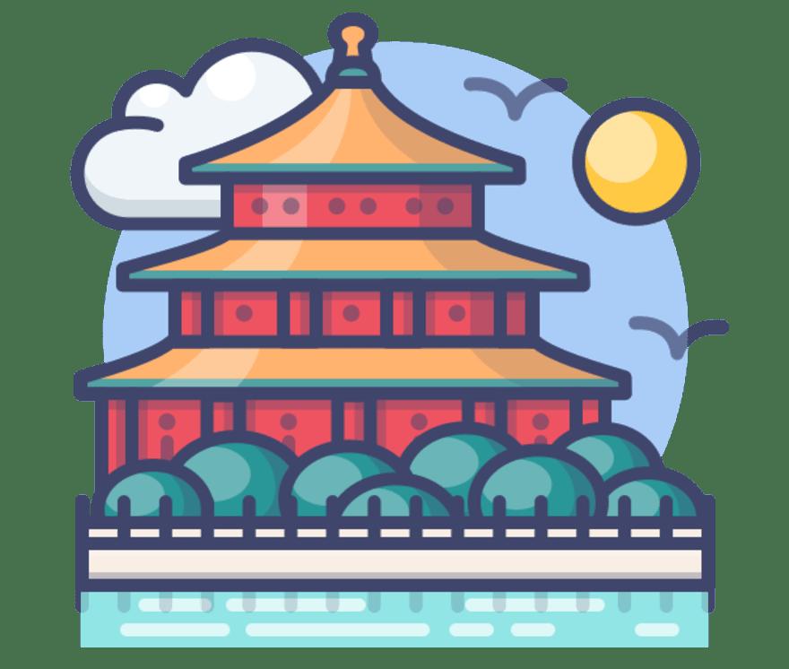 Labākie 52 Live Casinos Kinija 2021