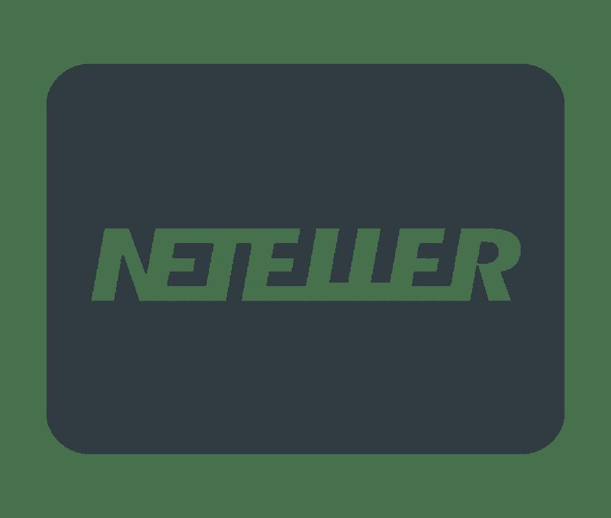 Top 76 Neteller Live Casinos 2021 -Low Fee Deposits