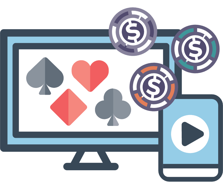 Live Video Poker kazino - visaugstāk novērtētie 2021. gads