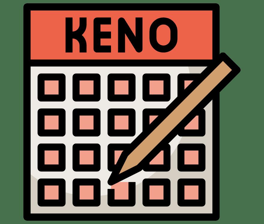 Spēlējiet Live Keno tiešsaistē
