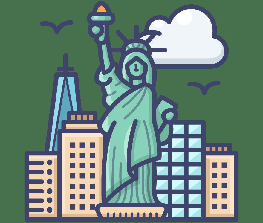 Labākie 4 Live Casinos Amerikas Savienotās Valstis 2021