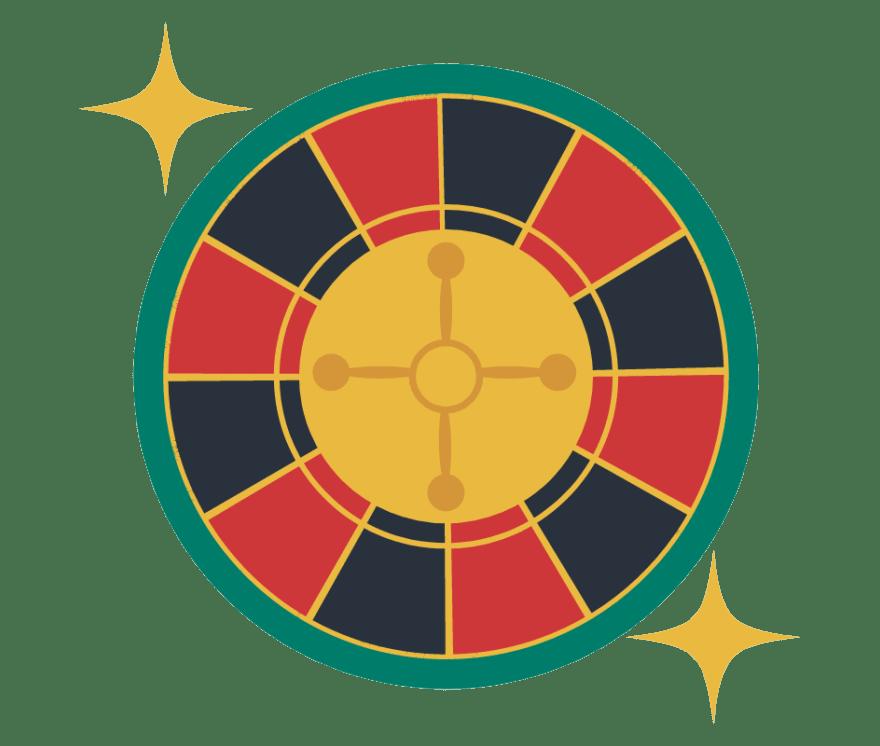 Labākais tiešsaistes dzīvās ruletes kazino 2021. gadā