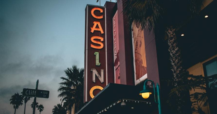 Tiešsaistes tiešsaistes kazino, kā tas viss sākās