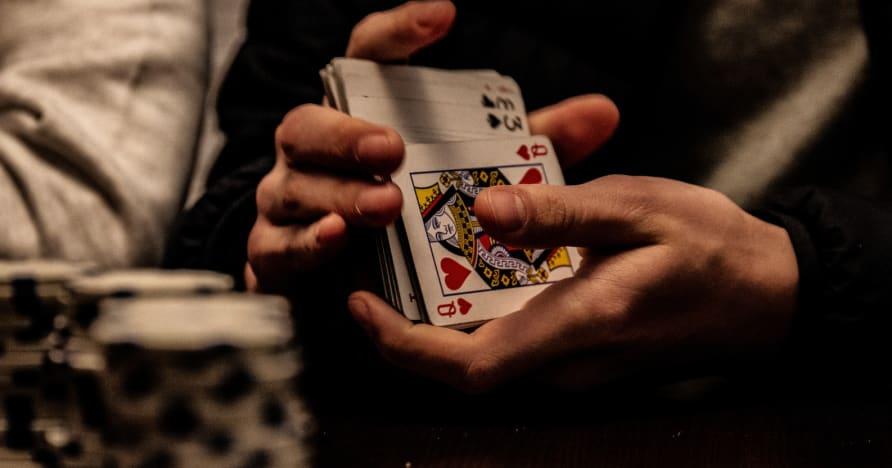 Matemātika tiešsaistes video pokerā